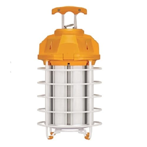 Satco 150W Hi-Pro LED High Bay Caged Lamp, 5000K