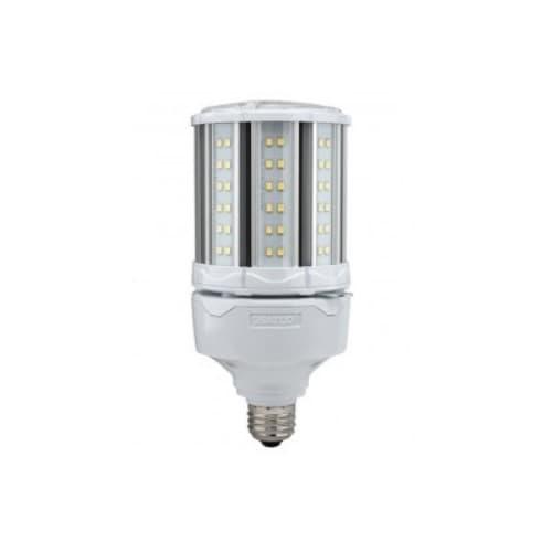 36W LED Corn Bulb, E26, 100V-277V, 5000K