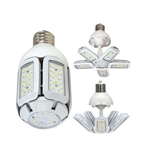 Satco 30W LED Corn Bulb, 150W HID Retrofit, E26, 3660 lm, 100V-277V, 2700K