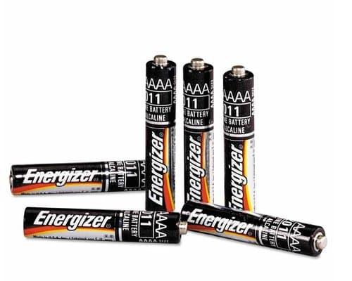 Streamligt 6 Pack of 1.5V AAAA Alkaline Batteries