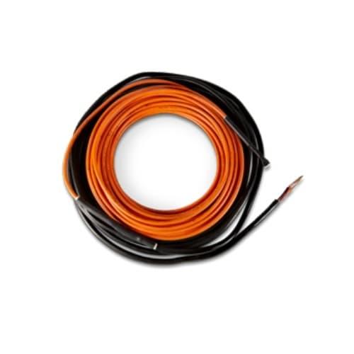 4000W 335-ft Snow Melting System Cable, 80 Sq Ft, 13651 BTU/H, 277V