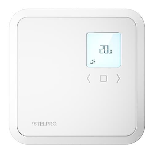 Stelpro 4000W Programmable Line Voltage Electronic Thermostat, 120V/208V/240V