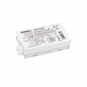 40W LED Power Supply, J-Style, Dimmable, 120V-277V