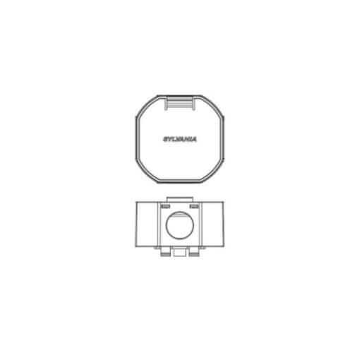 LEDVANCE Sylvania Junction Box for Emergency Battery Backup