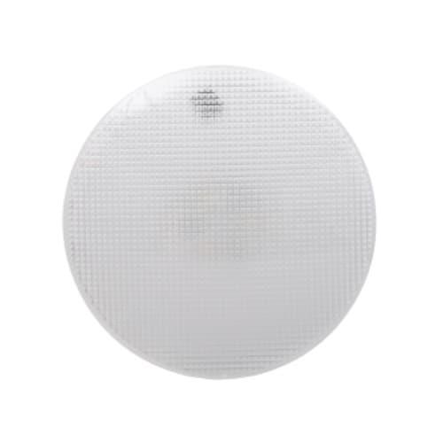 .5W LED Puck Lights w/ Remote, 30 lm, 2700K, White