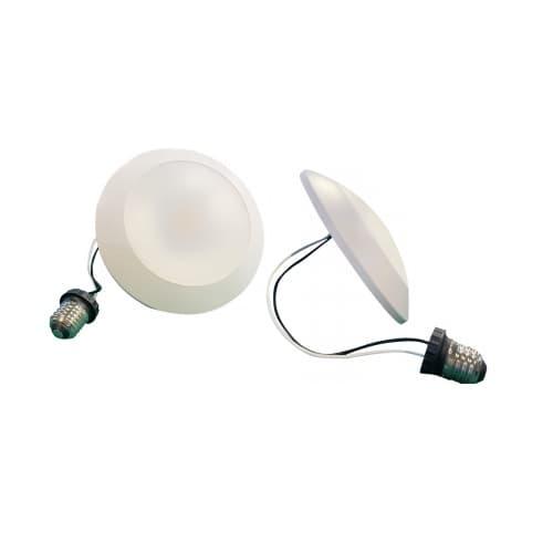 LEDVANCE Sylvania 14W LED Light Disk, E26, 1200 lm, 120V, Selectable CCT