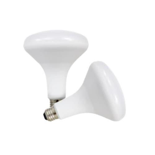LEDVANCE Sylvania 9W LED BR30 Bulb, 65W Inc. Retrofit, Dim, E26, 650 lm, 120V, 3500K