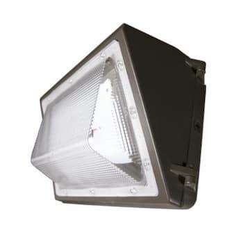 120W LED Wall Pack w/ Photocell, Non-Cutoff, 120V-277V, 5000K