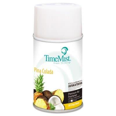 Timemist Pina Colada Scent Premium Metered Air Freshener Refills 6.6 oz.