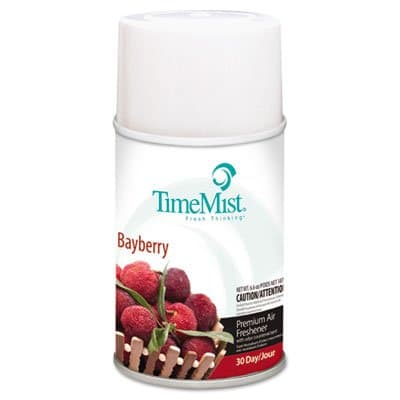 Timemist Bayberry Scent Premium Metered Air Freshener Refills 6.6 oz.