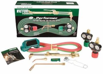Victor Journeyman II Edge 2.0 Plus Welding & Cutting Outfit
