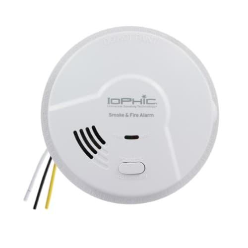 USI IoPhic Smoke Detector & Fire Alarm