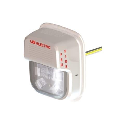 USI LED Smart Strobe, Interconnectable, Hardwired