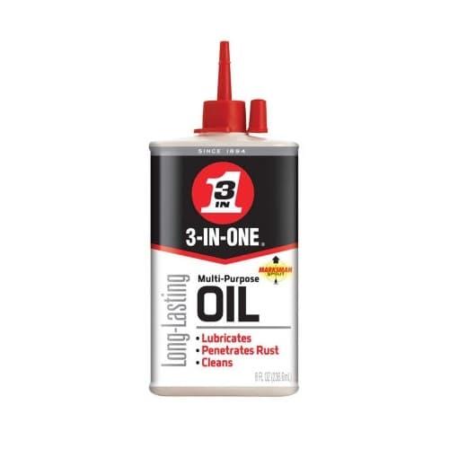8 oz 3-IN-ONE Multi-Purpose Oil