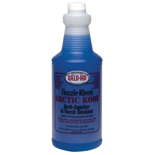 Weld-Aid Nozzle-Kleen Artic Kool Anti-Spatter & Torch Coolant