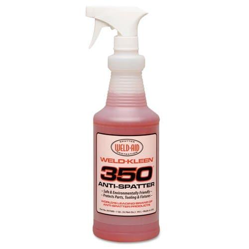 Weld-Aid 5 Gallon Liquid Weld-Kleen 350 Anti-Spatter