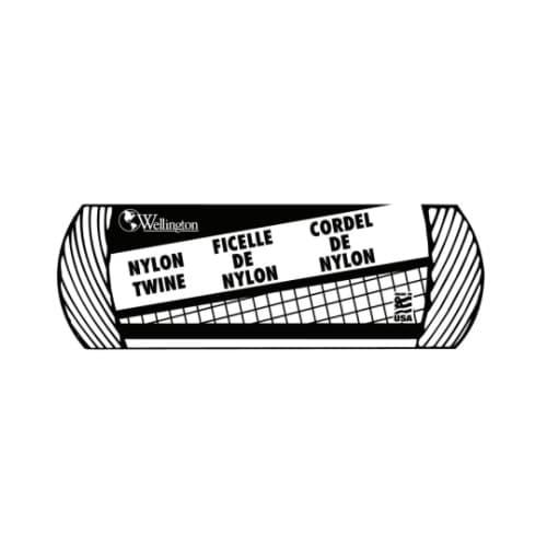 Orion 500-ft #18 Twisted Nylon Twine, Orange