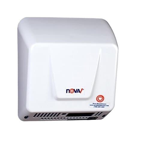 2400W Economical Hand Dryer, Nova 2 Series