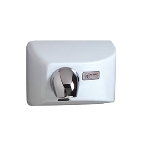 1800W Hand Dryer, Nova 4 Series, Recessed Mount