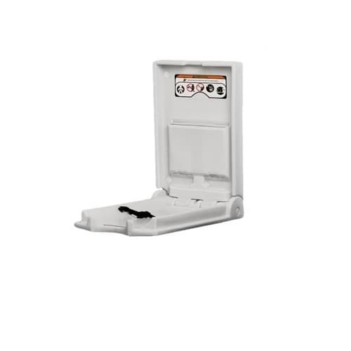 World Dryer DryBaby Vertical Changing Station, Polyethylene