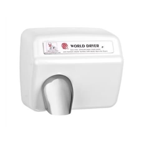 2300W Standard Hand Dryer, Model XA, 277V