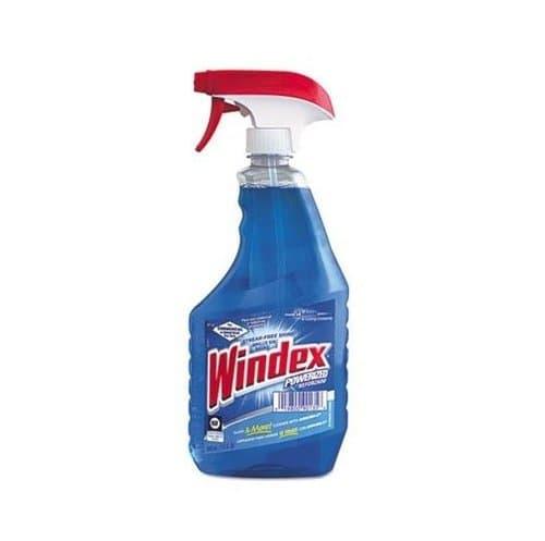 Windex 32 Ounce Translucent Ammonia-D Aerosol Glass Cleaner