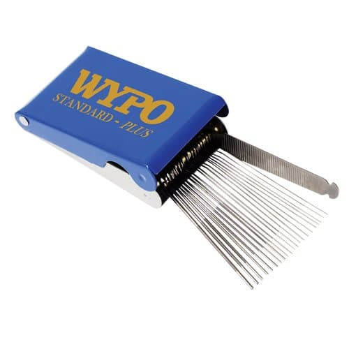 Wypo Size 6-26 Stainless Steel Tip Cleaner Kit w/ File