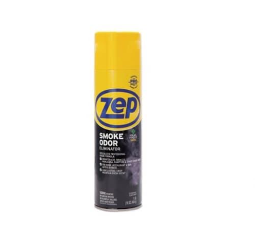 Zep 16 Oz Can, Fresh Scent Smoke Odor Eliminator