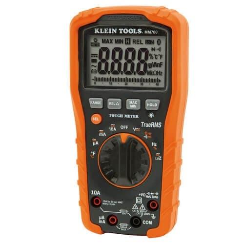 Klein Tools Digital Multimeter, Auto-Ranging, 1000V
