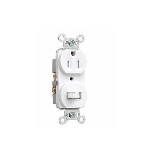 Light Switch  Electrical Outlet Combo