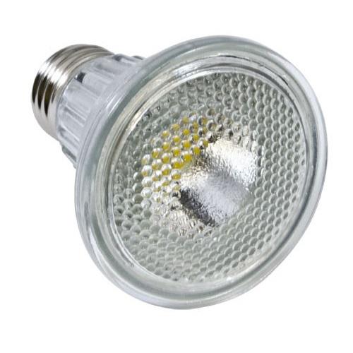 Bulb 7W Base E26 LED PAR20 120V