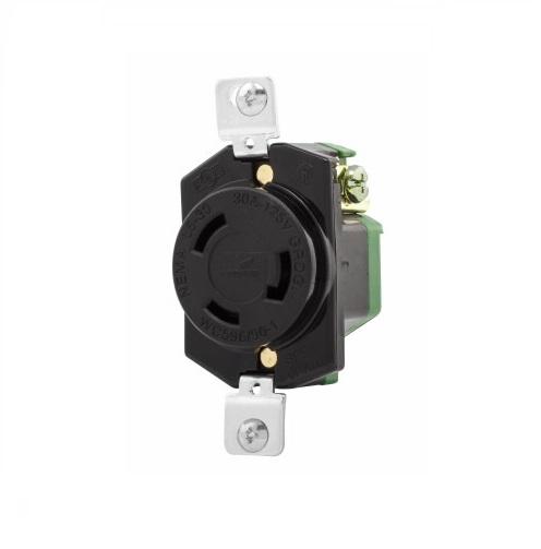 Eaton 30 Amp Locking Receptacle  Industrial  Nema L5