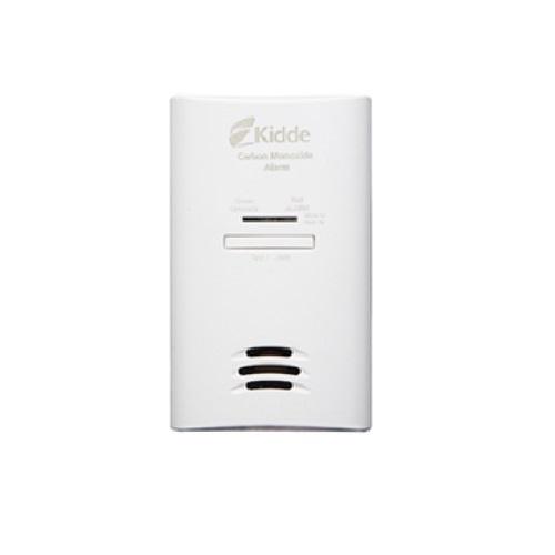 Kidde 120V AC Plug-In Carbon Monoxide Alarm w\/ Battery ...