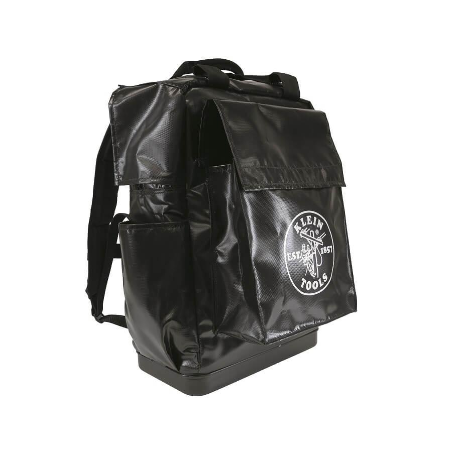 Lineman Wife Drawstring Backpack Bag