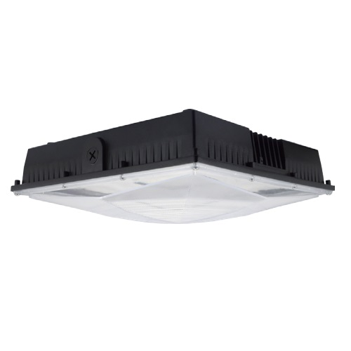 Naturaled 100w Led Slim Canopy Light Dimmable 12000 Lm