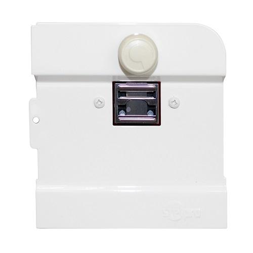 Stelpro Built In Single Pole Thermostat 120 V 600 V For Baseboard