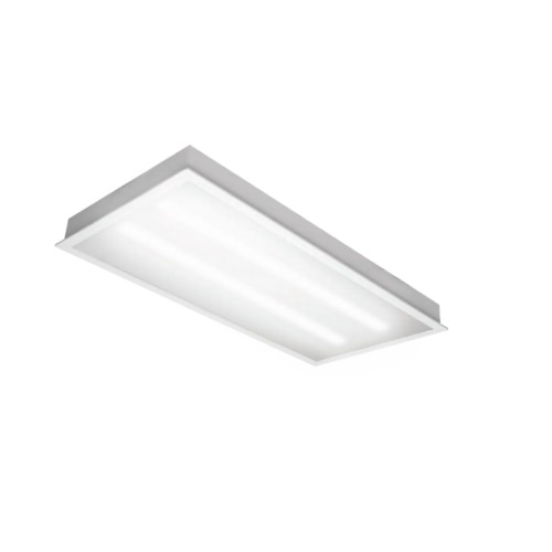 2x4 Led Light Fixtures Dimmable: TCP 80W 2X4 LED Troffer, Dimmable, 6800 Lumens, 5000K (TCP