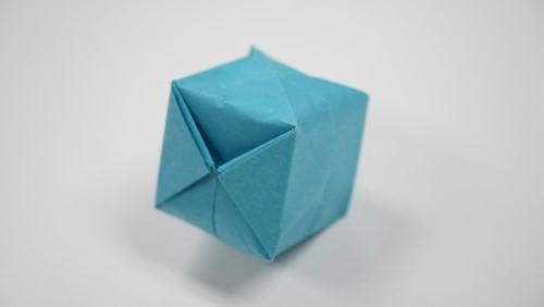 Origami balloon