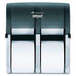 Four Roll Coreless Tissue Dispenser
