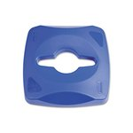 Untouchable Single Stream Recycling Top 23G, Blue