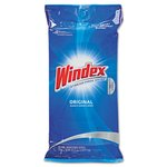 """Windex 7"""" x 10"""" Glass and Surface Wipes"""