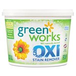 Green Works Oxi Stain Remover, Unscented, 56 oz Container