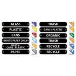 Recycle Label Kit