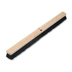 Floor Brush Head, Black Tampico Fiber 24''