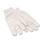 8oz Cotton Canvas Gloves, Large