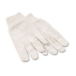 8oz Cotton Canvas Gloves, Large