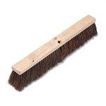 Floor Brush Head , Natural Palmyra Fiber