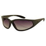38 Special Safety Eyewear, Black Frame, Smoke Lens