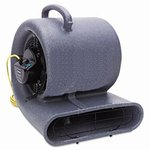 Air Mover 3 Speed w/ 10 in Galvanized Steel Fan Wheel