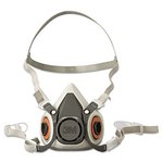 Half Facepiece Respirator 6000 Series
